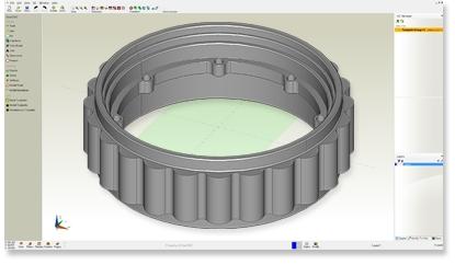 CAD / CAM WireEDM Software OneCNC